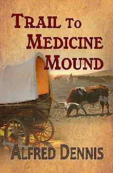 Trail to Medicine Mound